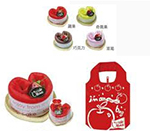 17-ADG04527200-B1102-B1104愛戀蛋糕購物袋