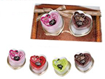 17-ADG04567200-B30-1-B30-5愛戀蛋糕購物袋禮盒/兩入