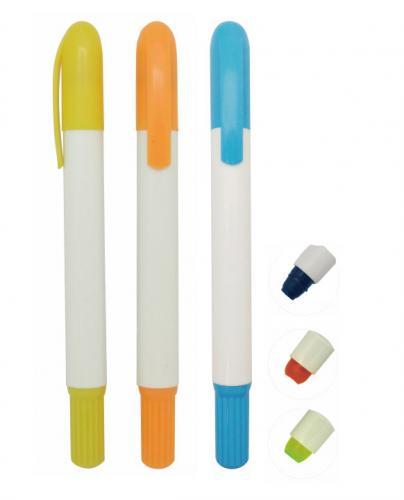 18-A0102400-18V-1203 細桿果凍螢光筆