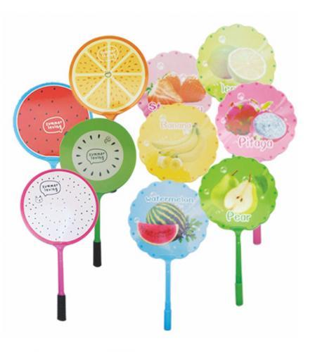 18-A0101500-18V-1265 水果扇子筆