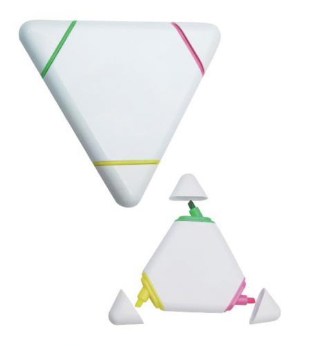 18-A0104800-18V-1121I 三角螢光筆