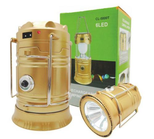 18-A01032000-18V-9037B LED露營燈+手電筒