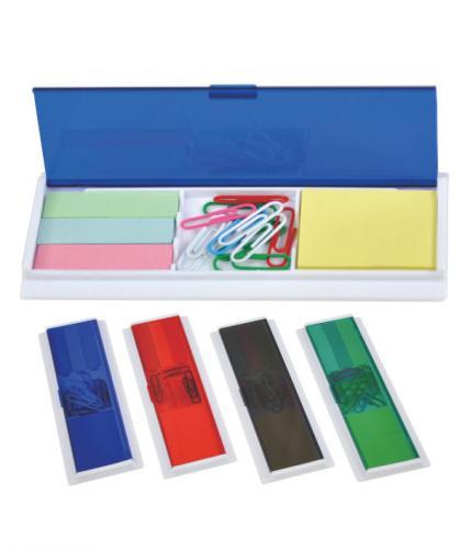 18-A0104000-18V-9001 迴紋針+MEMO盒