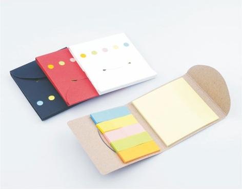 18-A0103200-9005-10 五色便籤+MEMO紙