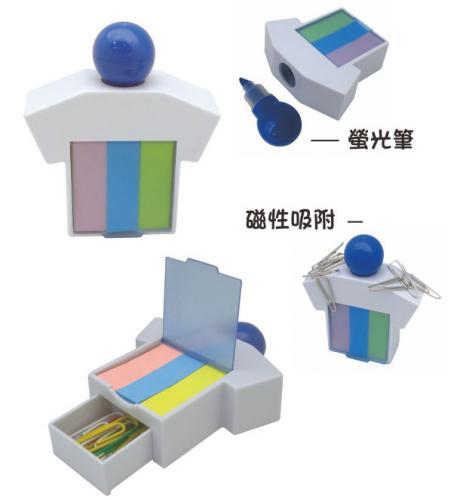 18-A0107200-9021 多功能便籤盒