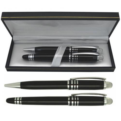 18-A01086400-RP-606 原子筆+鋼珠筆