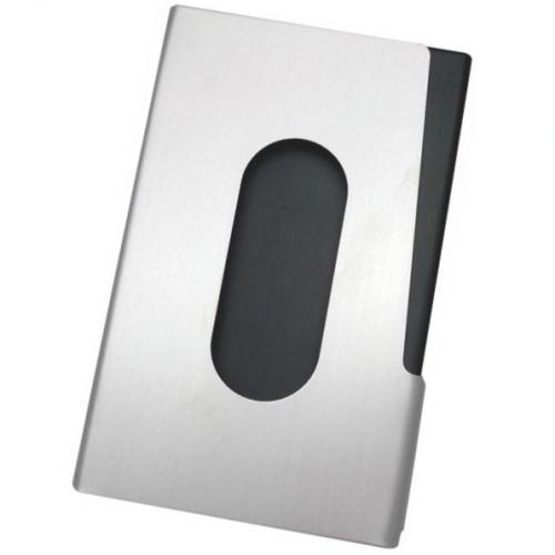 18-A01012800-3031 推取式名片盒(鋁)