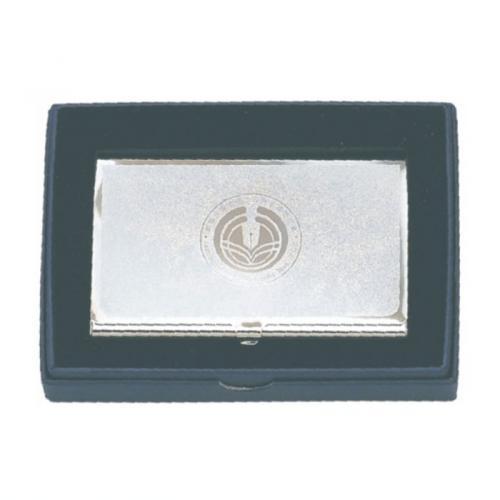18-A01018400-3049 霧面名片盒(不鏽鋼)