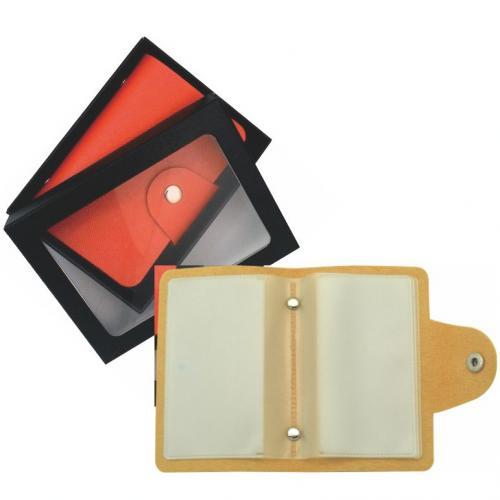 18-A0106400-3081 信用卡、名片夾套(24入)