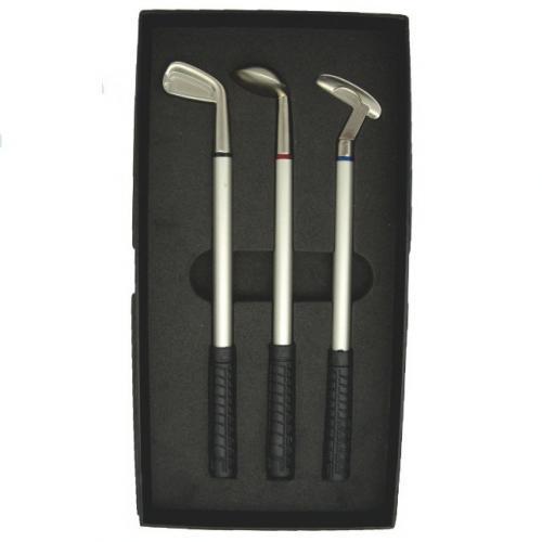 18-A01044000-8021 高爾夫造型筆組