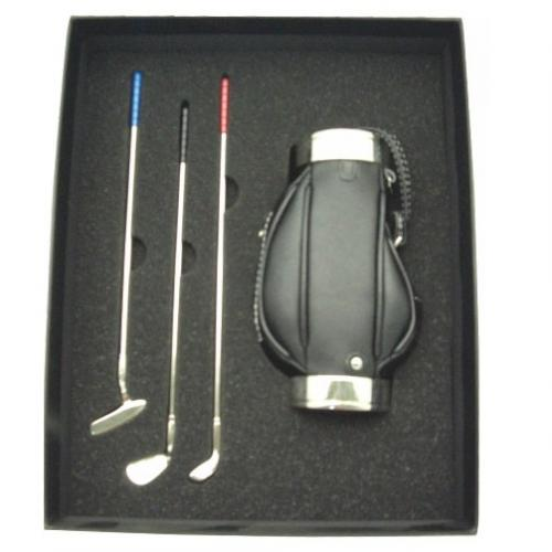 18-A010176000-8028 高爾夫筆筒組