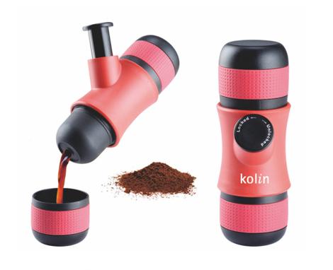 18-A095300000-KCO-LN407E 歌林便攜式手壓濃縮咖啡機