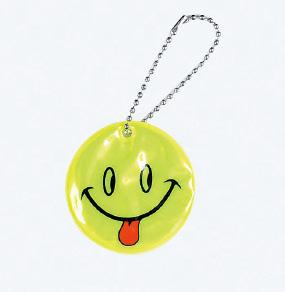 18-E0662900-反光吊飾笑臉
