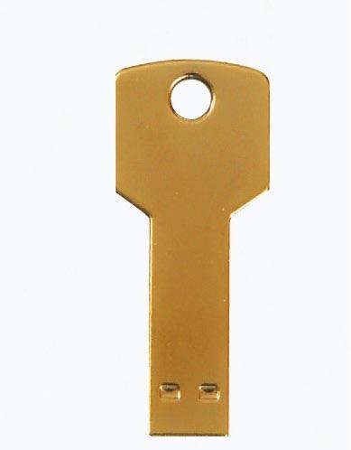 18-E06682000 方形鑰匙碟-金