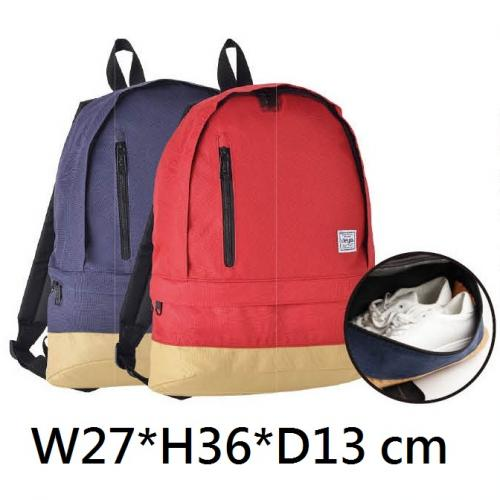 18-G049204800-PB160701NV-RD 鞋袋運動背包