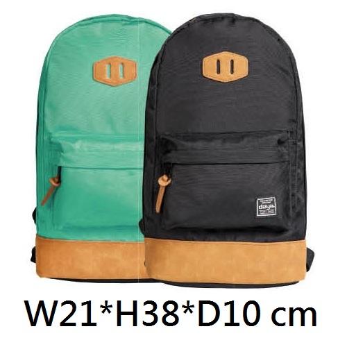 18-G049158400-C4108-9 簡易校園兩用後背包