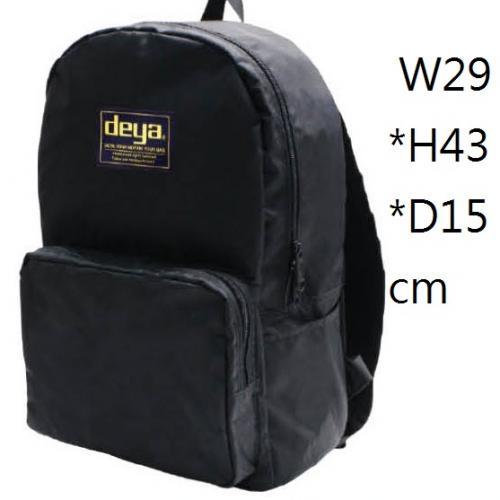 18-G049236800-174901B-BK 休閒輕旅後背包