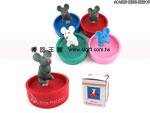 贈品 禮品王國-ACA02912800-030105 - 老鼠迴紋針座(1K)