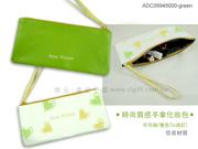 時尚質感手拿化妝包ADC05945000-green
