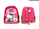 禮品 贈品 禮贈品 禮品公司-ADF039248400P007699 - Hello Kitty粉色銀邊後背包 L(看書)