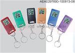 禮品公司 禮品 贈品 禮贈品-AEA0297600-100813-08 - 電子錶鑰匙圈(500pcs)