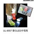 贈品 禮品王國-AEA0649600UL8557 - 愛心LED手電筒