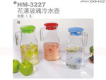 禮品公司 禮品 贈品 禮贈品-AFA01128000HM3227 - 1.3L花漾玻璃冷水壺