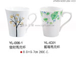 贈品 禮品王國-AFA05414200YL006-1-IC01 - 280cc馬克杯