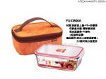 禮品公司 禮品 贈品 禮贈品-AFE04144400FU-D800A - FORUOR 800ml玻璃保鮮盒