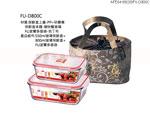 禮品公司 禮品 贈品 禮贈品-AFE04188200FU-D800C - FORUOR 2入玻璃保鮮盒提袋組
