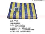 禮品 贈品 禮贈品 禮品公司-AGA021674800NHB-301P - 甲珍定時電毯