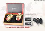 贈品 禮品王國-AHA03285200PS3542 - 畢加索五件式框夾修容組+圓滿鎖包