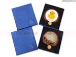 禮品公司 禮品 贈品 禮贈品-AHB02920000-03 - 黃色小鴨不鏽鋼鏡