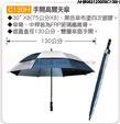 禮品公司 禮品 贈品 禮贈品-AHB082120000C130H - 手開高爾夫傘